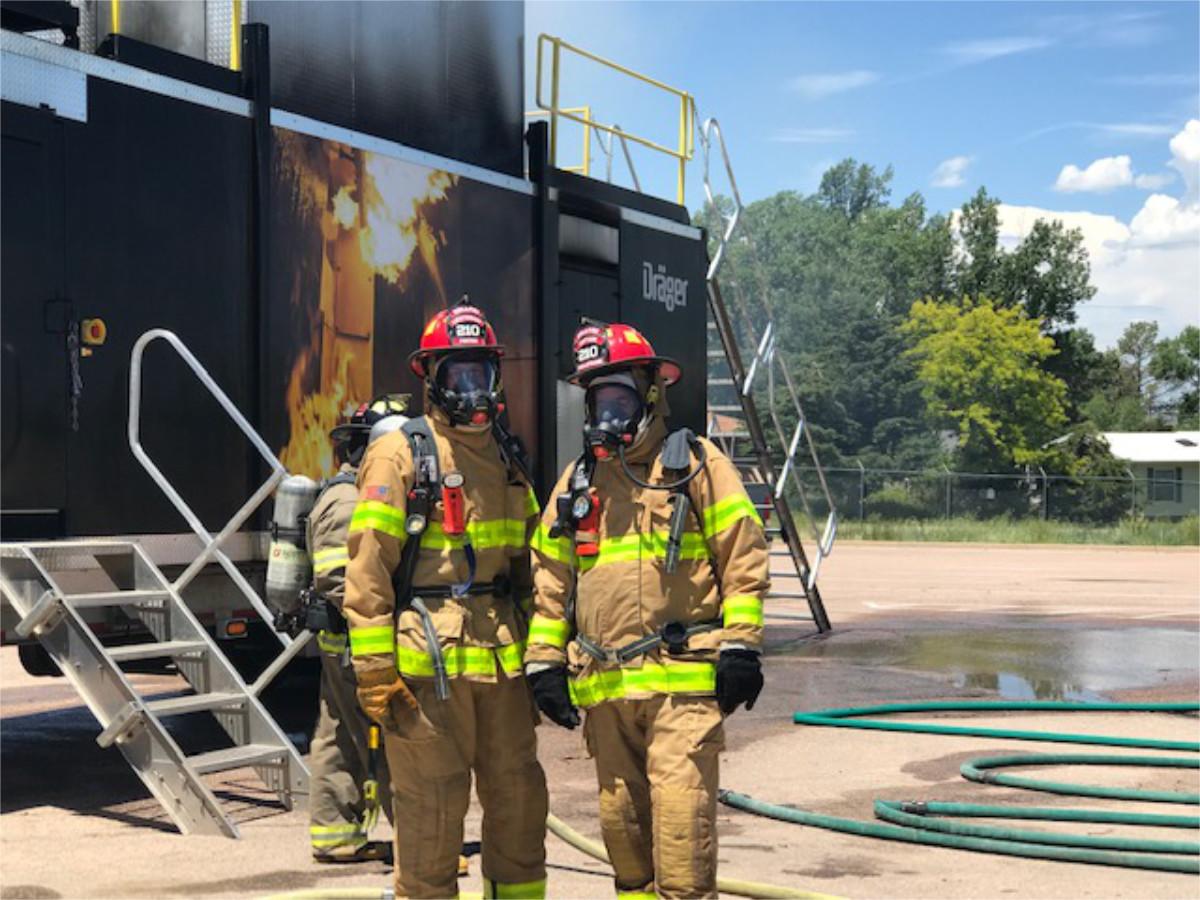 Burn Trailer Training 2019