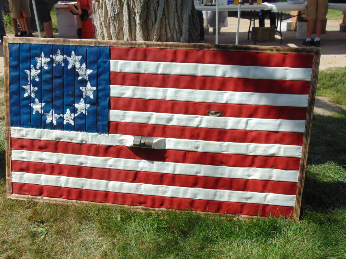Labor Day Auction Items
