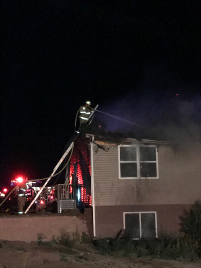 Structure Fire 090218